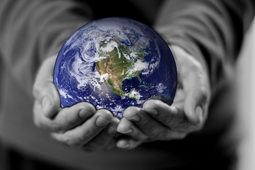 Would you like to Help Planet Earth at thistime?