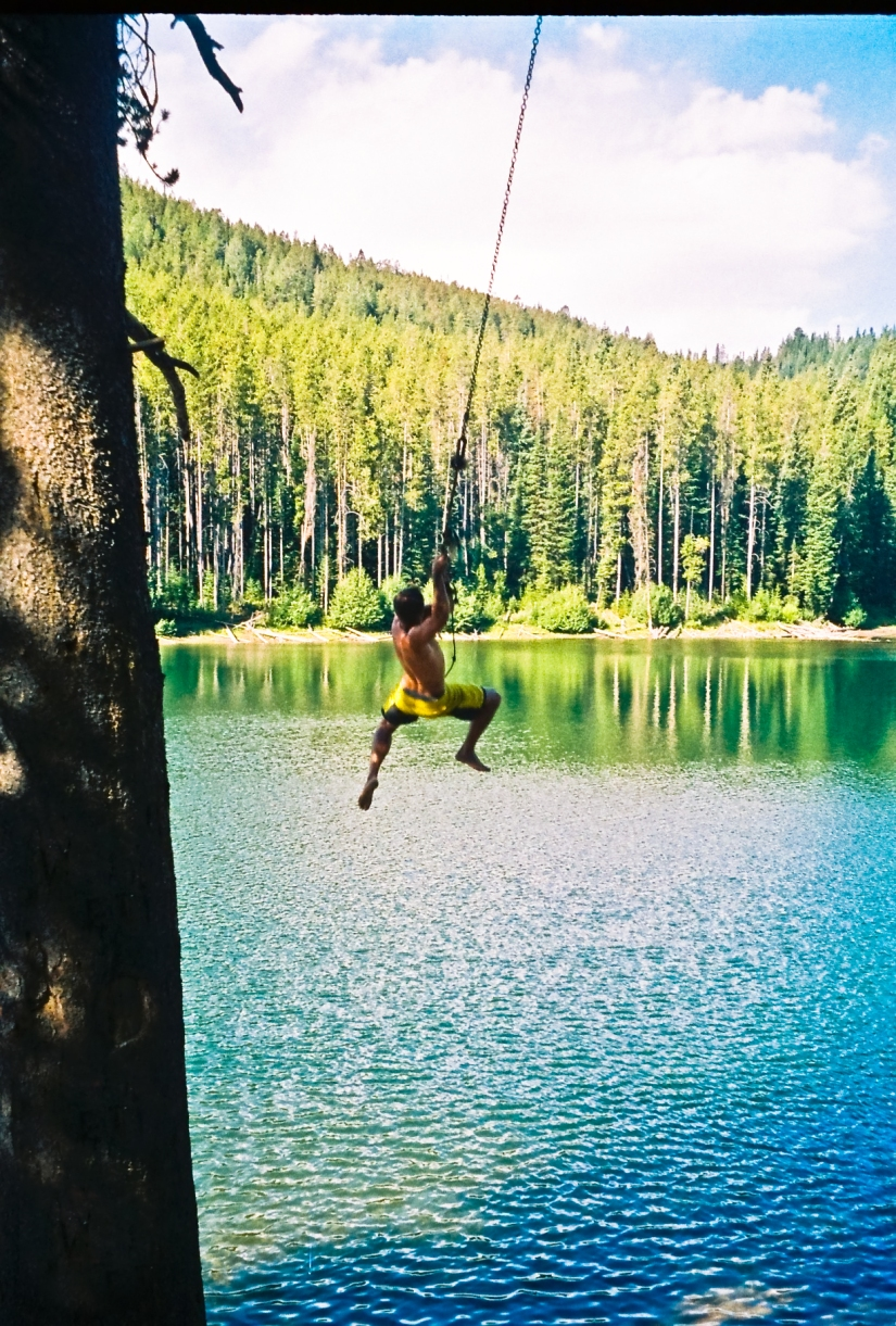 With Faith you can Swing through Life like Tarzan – and what an Amazing Adventure itbecomes!